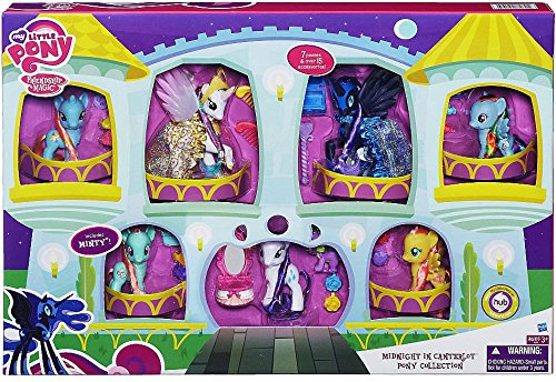 61WfyOXy6jL - My Little Pony: Friendship is Magic - Midnight in Canterlot Pony Exclusive Collection