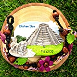 electronic battleship replacement - Magnet Fridge magnet Refrigerator magnets Mexico Chichen Itza Gift & Souvenir
