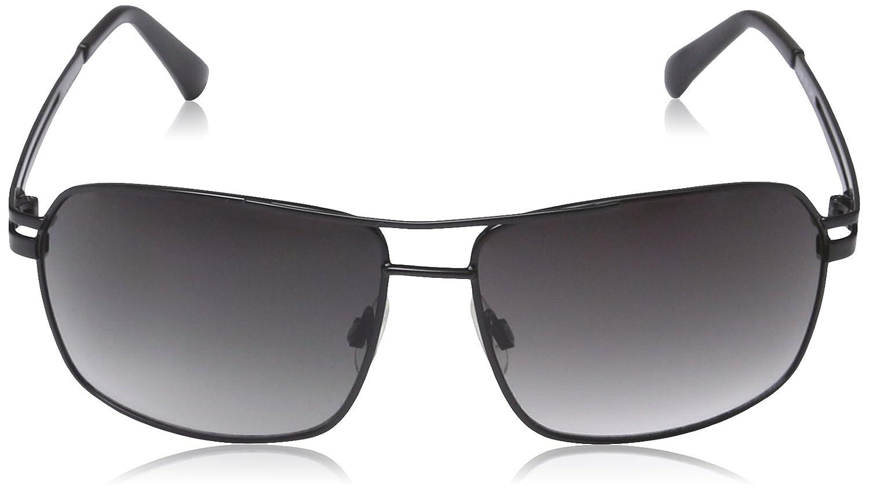 ea78dbfc95 Carlo Monti - Gafas de sol Rectangulares SCM104-131 para hombre, Black:  Amazon.es: Ropa y accesorios