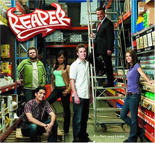 Reaper 2009 Calendar ()