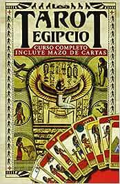 Tarot Egipcio En Caja: Curso Completo Con Mazo de Cartas Armonia: Amazon.es: Mitchell, Jeremy: Libros
