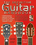 img - for Definitive Guitar Handbook by Rusty Cutchin (2009-01-01) book / textbook / text book