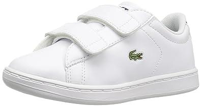 1677f2ceba517 Lacoste Kids' Carnaby (Baby) Sneaker