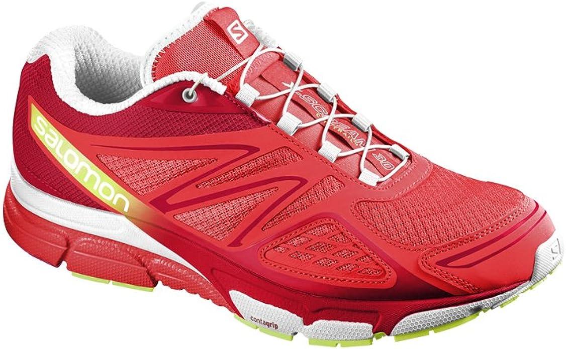 Salomon X-Scream 3D Zapatillas de trail running para mujer, Rot (Papaya-B/Lotus Pink/Flashy-X): Amazon.es: Deportes y aire libre
