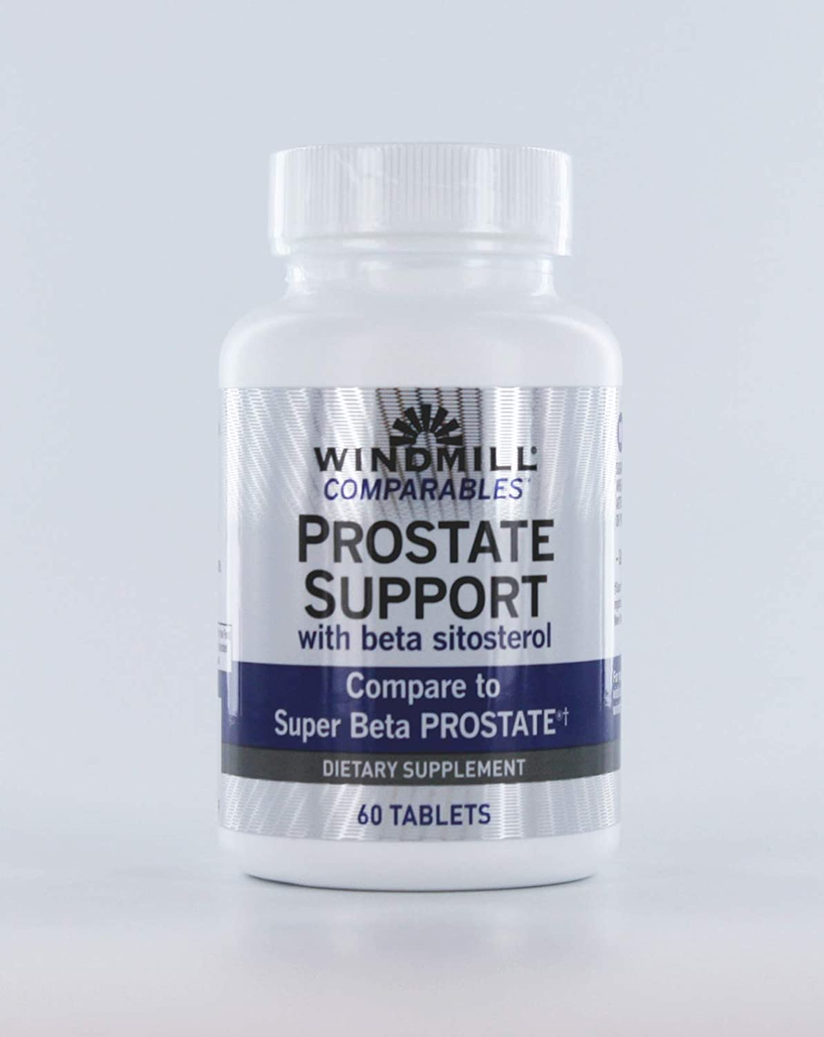 Windmill Prostate Support Tablets with Beta Sitosterol 60 Ea