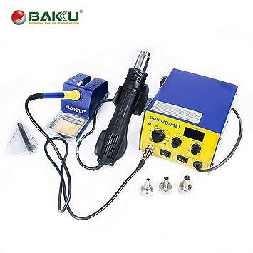 Herramientas Maintenance estación de soldadura bk-601d Baku: Amazon.es: Electrónica