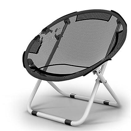 Round Folding Chair / Sun Chair / Lazy Chair / Moon Chair / Sun Lounger /