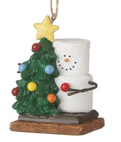 Christmas Ornament- S'More With Christmas Tree - Amazon.com: Christmas Ornament- S'More With Christmas Tree: Home