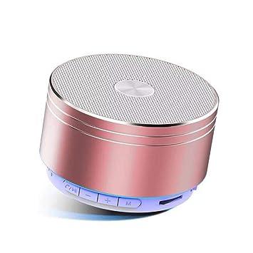 Altavoz Inteligente Tarjeta Altavoz Mini Altavoz Bluetooth ...
