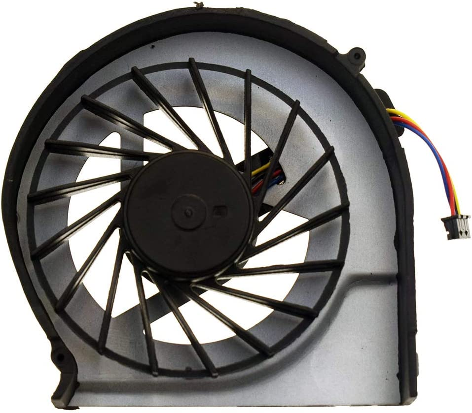 DREZUR CPU Cooling Fan Compatible for HP Pavilion G4-2000 G6-2000 G6-2103ax G7-2000 G7-2240US G7-6000 Series Laptop Cooler 683193-001 685477-001