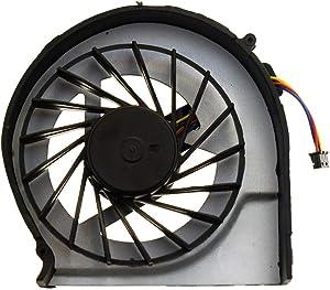 DREZUR CPU Cooling Fan Compatible for HP Pavilion G4-2000 G6-2000 G6-2103ax G7-2000 G7-2240US G7-6000 Series Laptop Cooler 683193-001 685477-001