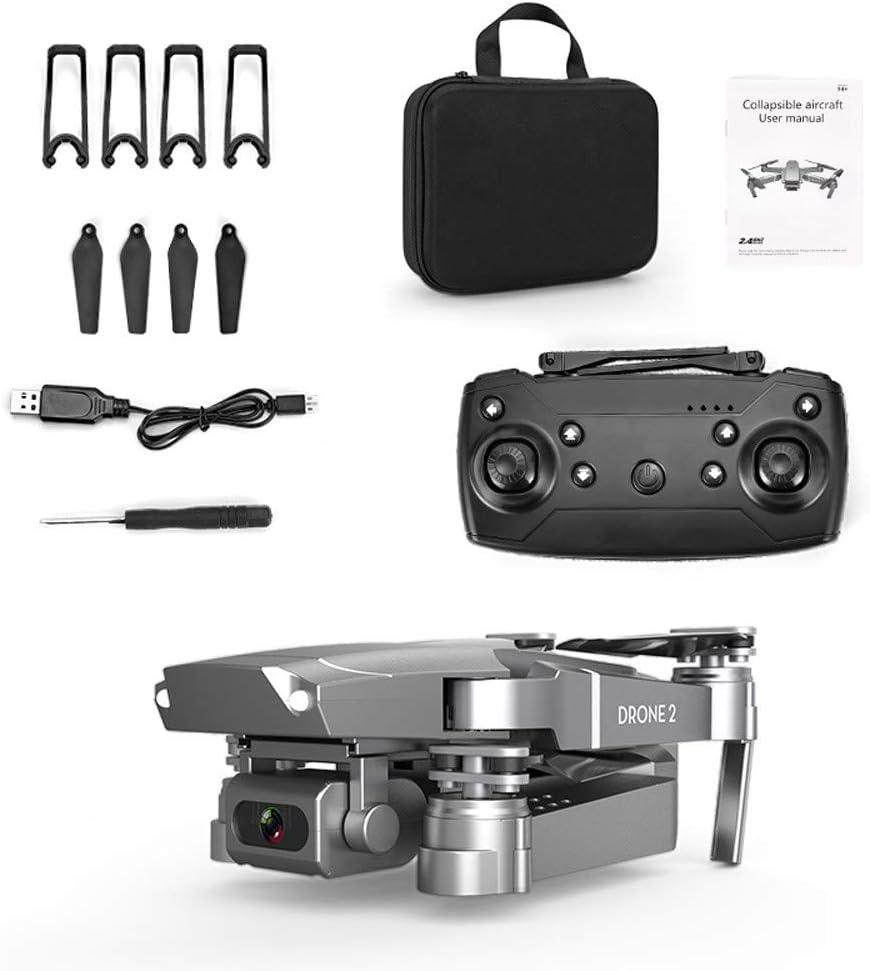 4K//1080P HD Drone XPro WIFI FPV Camera 3 piles 3D pliable Selfie Quadricopter