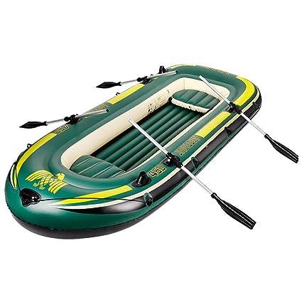 Kayak Inflable, Bote De Goma, Bote Hinchable Resistente Al Desgaste Grueso, Kayak,