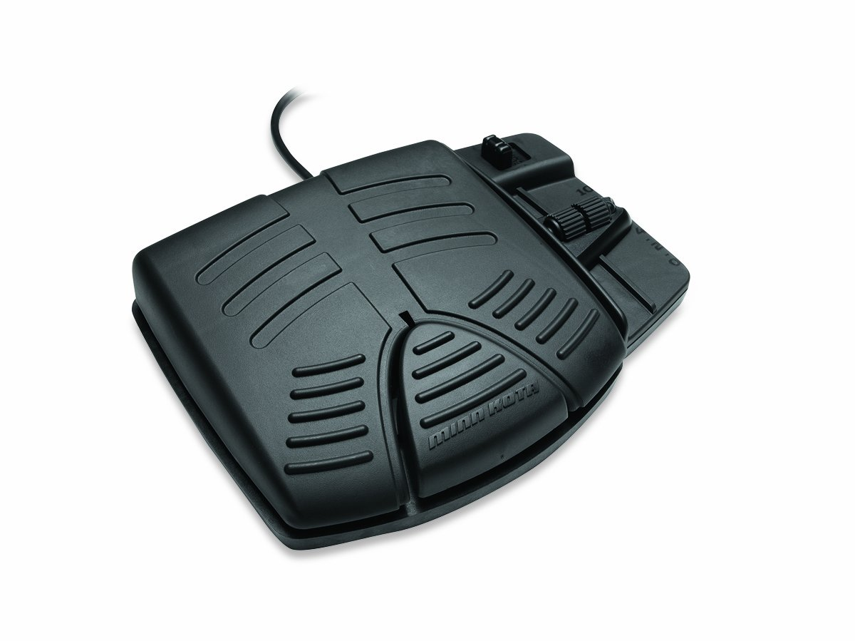 Minn Kota PD V2 Foot Pedal Acc (Corded) by Johnson Outdoors