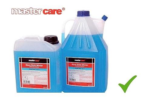 5 litros Frost – Anticongelante (gebrauchsfertig variadas para parabrisas waschanlage Visión clara Invierno de hasta