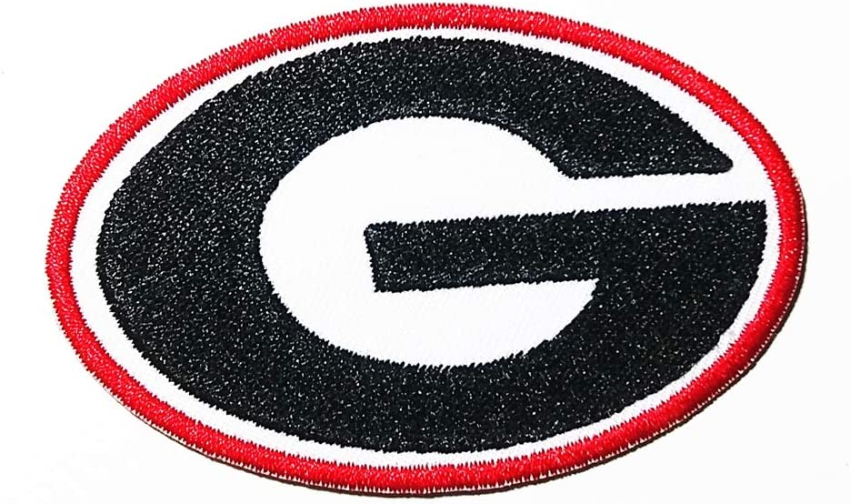 B07MDHGYK5 Letter G Logo Patch Embroidered Sew Iron On Patches Badge Bags Hat Jeans Shoes T-Shirt Applique 61Wg8A52CiL
