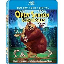 Open Season: Scared Silly [Blu-ray] (2016)