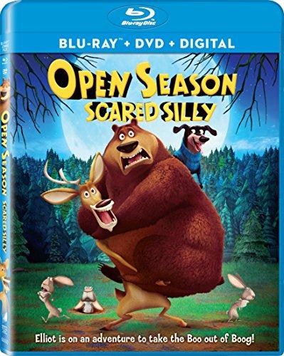 Open Season: Scared Silly [Blu-ray]