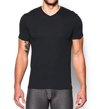 d555890d Under Armour Men's Core V-Neck Undershirt: Amazon.ca: Sports ...