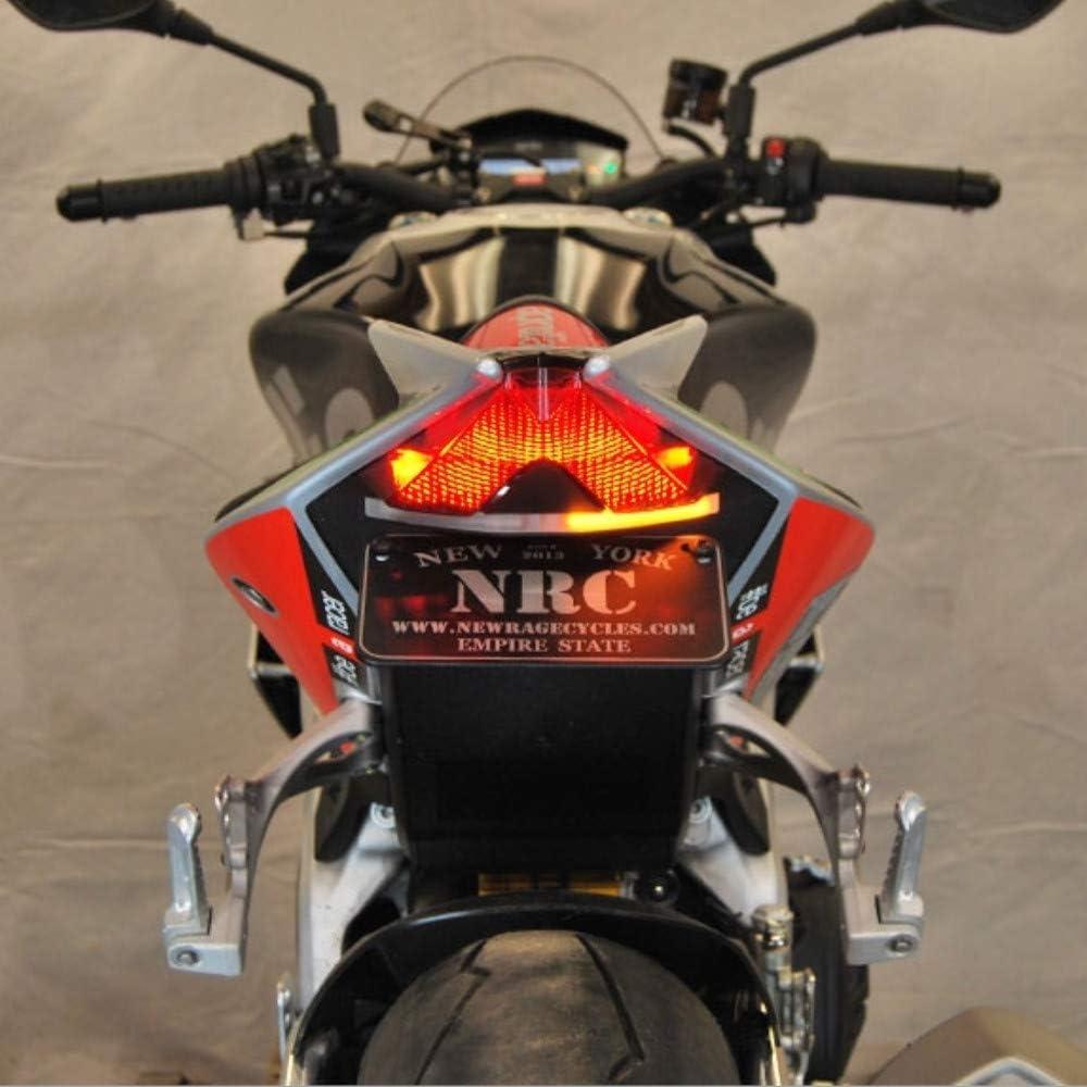 New Rage Cycles Aprilia Tuono 1100 V4 Fender Eliminator