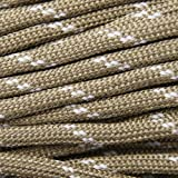 OD Reflective 550 Paracord Type III Strand Parachute Cord 25FT, 50FT, 100FT, Outdoor Stuffs