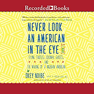 Never Look an American in the Eye Audiobook