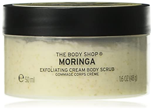 The Body Shop Exfoliating Cream Scrub, 1.69 Ounce