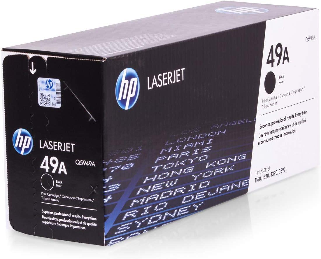 Original Hp Q5949a 49a Für Laserjet 1320 Series Premium Drucker Kartusche Schwarz 2500 Seiten Bürobedarf Schreibwaren