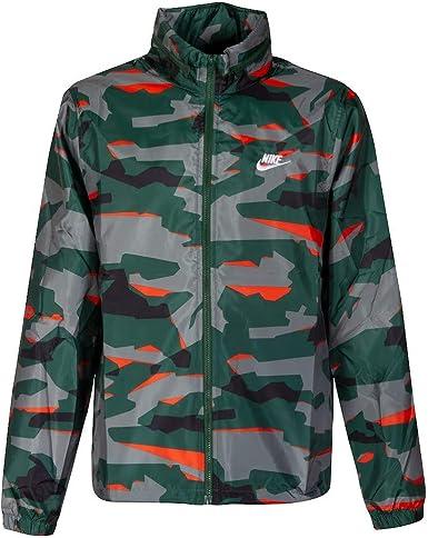 Nike Sportswear CE Jacket JD Windbreaker Camo - Chaqueta ...