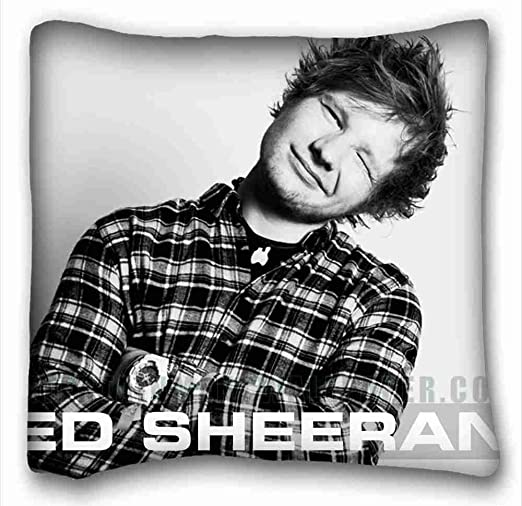 Ed Sheeran Body Large Pillow case Dakimakura cover pillowcase