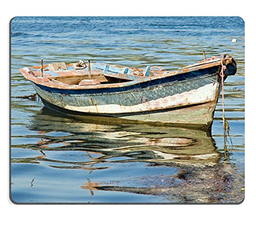 luxlady-gaming-mousepad-image-id-17919821-boats-in-arcade-galicia-spain