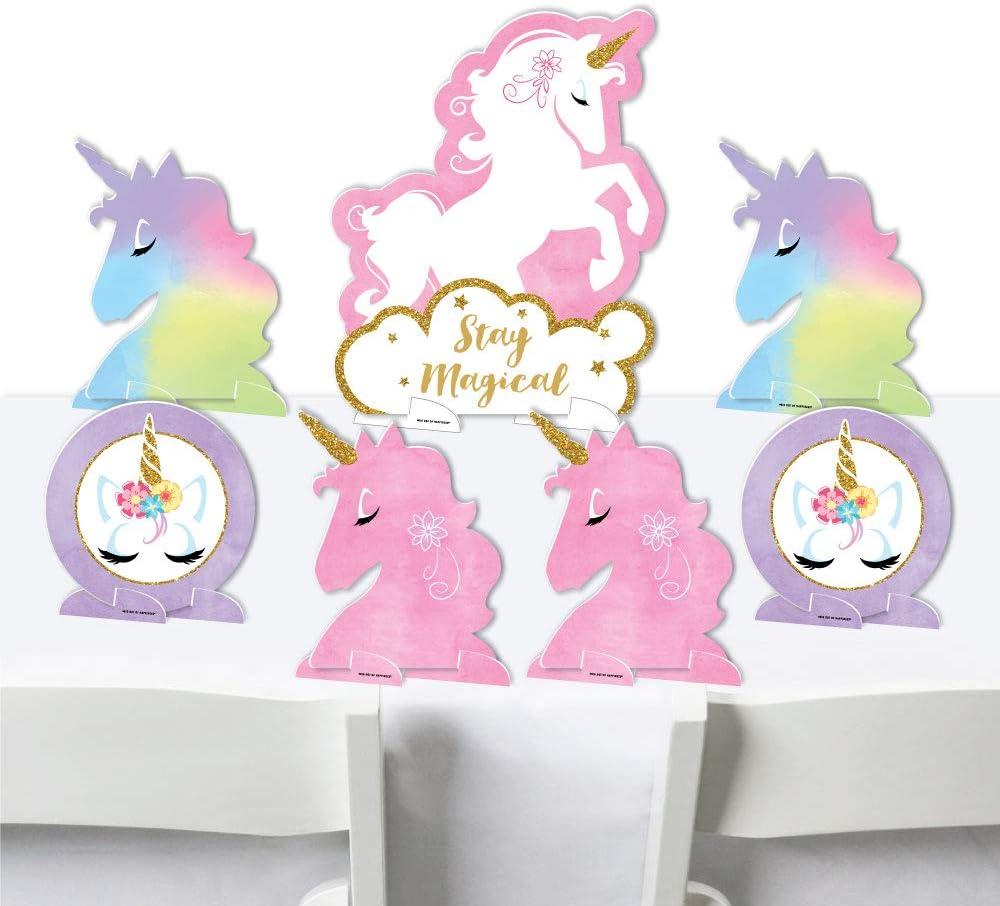 Unicorn Centerpieces