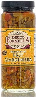 product image for Enrico Formella Giardiniera Hot, 16 oz