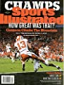 Sports Illustrated Magazine (January 16, 2017) CHAMPS: Clemson Climbs The Mountain