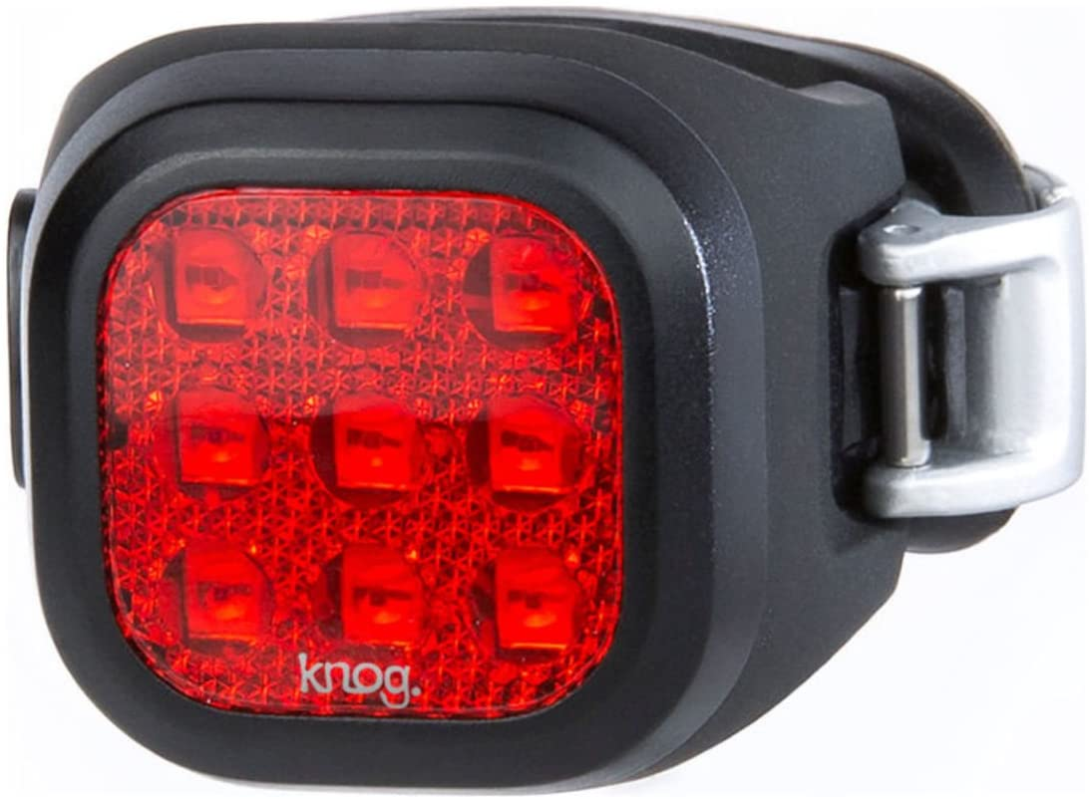 Knog Blinder Mini Bike Light - USB Rechargeable, LED, Waterproof Bicycle Light