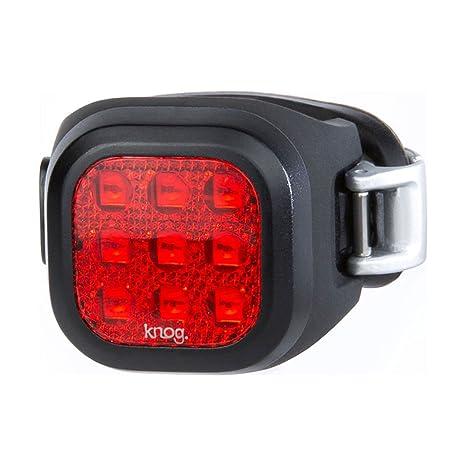 7f8e0561374 Amazon.com : KNOG Blinder Mini Niner Rear Taillight, Black : Sports ...
