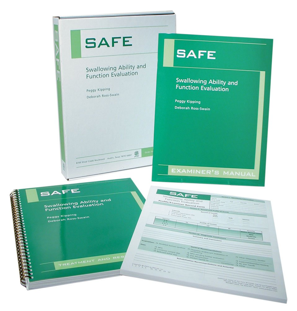 Swallowing Ability and Function Evaluation (SAFE) Kit