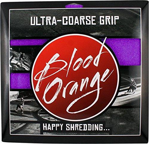 "Blood Orange X-Coarse Purple Squares Pack - 10"" x 11"""