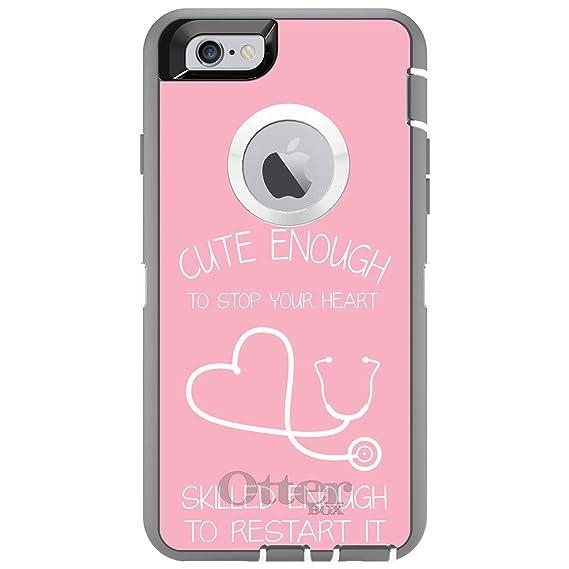 wholesale dealer 2376d 11475 Amazon.com: DistinctInk Case for iPhone 6 Plus / 6S Plus - OtterBox ...