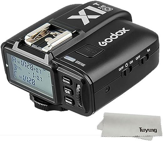 Godox X1t O 1 8000s Hss 2 4 G Blitzauslöser Kamera