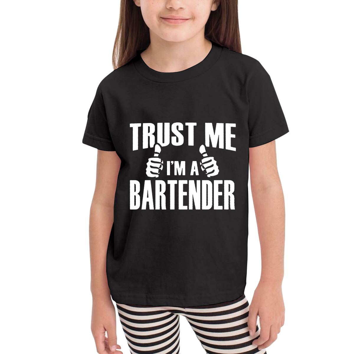 Onlybabycare Im A Bartender 100/% Cotton Toddler Baby Boys Girls Kids Short Sleeve T Shirt Top Tee Clothes 2-6 T