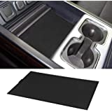 ROCCS Secret Compartment Cover Center Console Organizer Tray for 2014-2019 GMC Sierra 1500 2500HD 3500HD Denali…