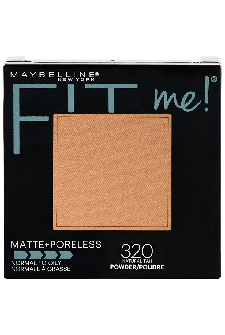 Maybelline New York Fit Me Matte + Poreless Powder Makeup