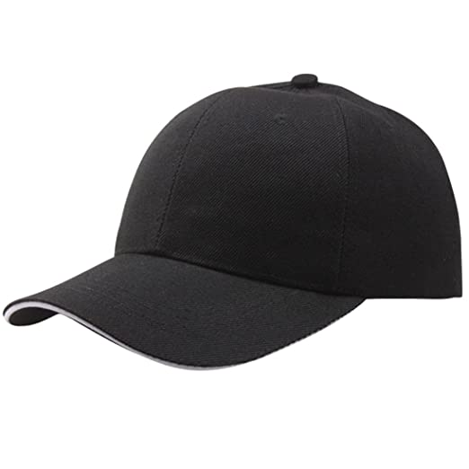 687677e537f2d6 Lavany Men Women's Hats,Classic Cotton Plain Baseball Caps Hip-Hop Hats Dad  Hat