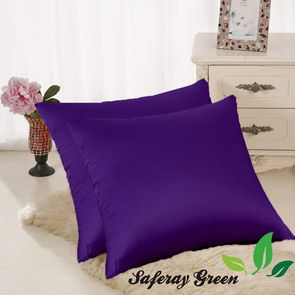 Solid Purple Massage Pillow Cool