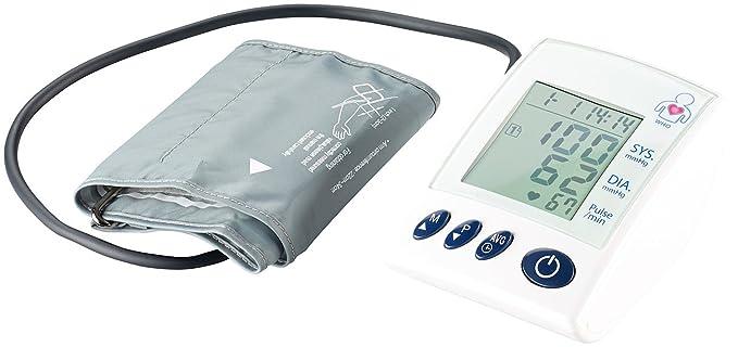 Newgen Medicals - Presión arterial brazo cuchilla: Tensiómetro de brazo para iOS y Android (Tensiómetro iPhone): Amazon.es: Salud y cuidado personal