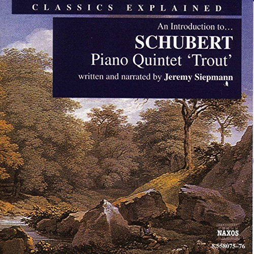 Transitional Key - An Introduction To … Schubert: Piano Quintet