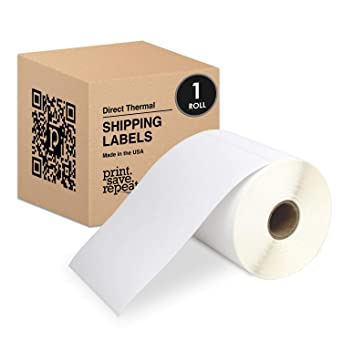 10Pack 4x6 Direct Thermal Shipping Labels-250 per roll-2500 labels Fast shipping