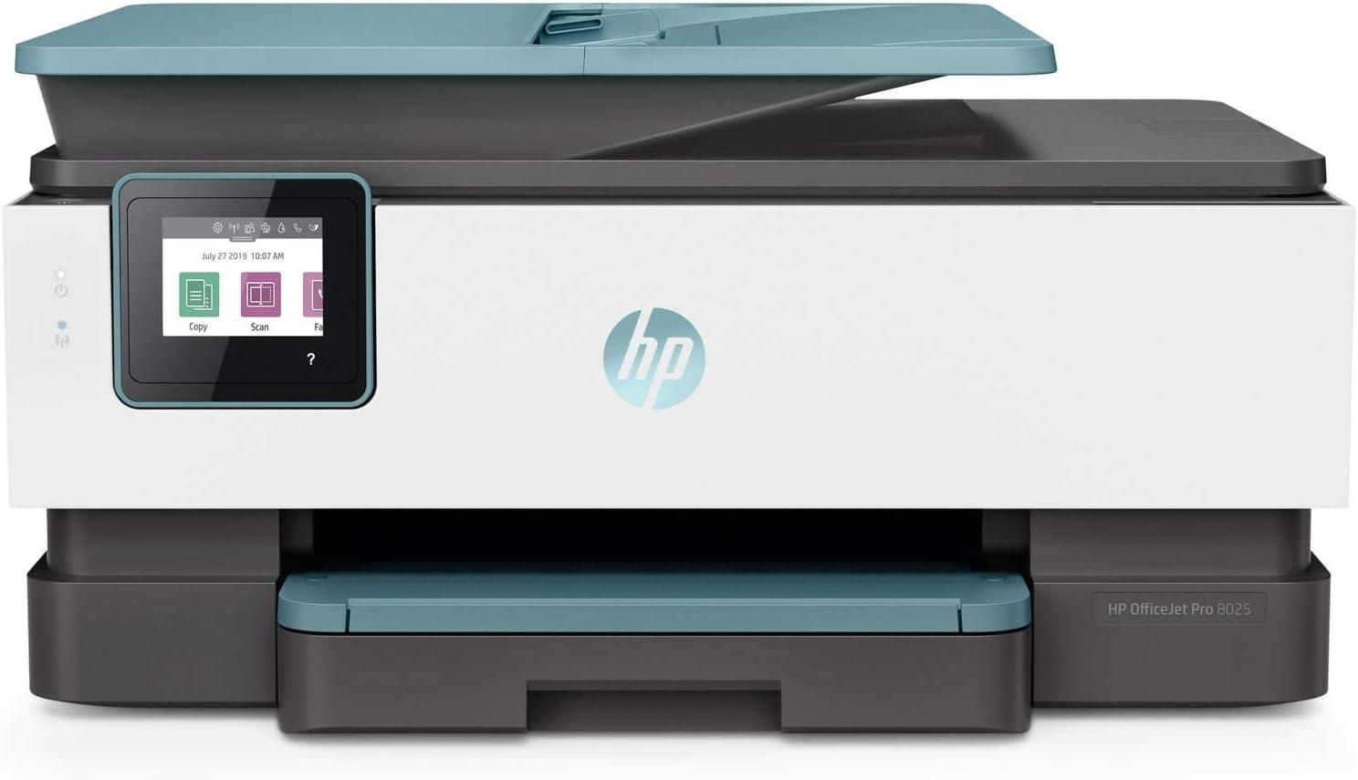 HP OfficeJet Pro 8025 Inyección de Tinta térmica 20 ppm 4800 x ...