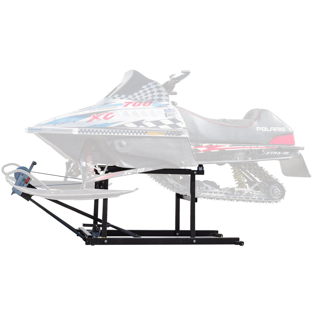 Black Ice SNO-1508W Snowmobile LIFT Stand by Black Ice